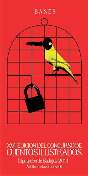 Cartel anunciador XVII Edición Premios Cuentos Ilustrados
