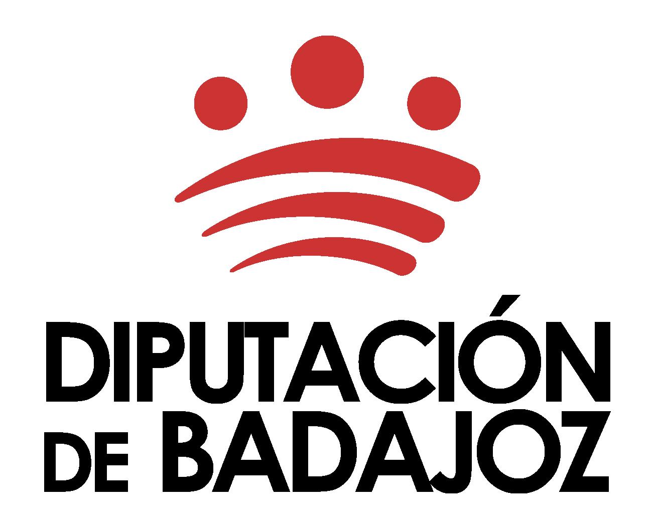 Resultado de imagen de diputacion de badajoz logo