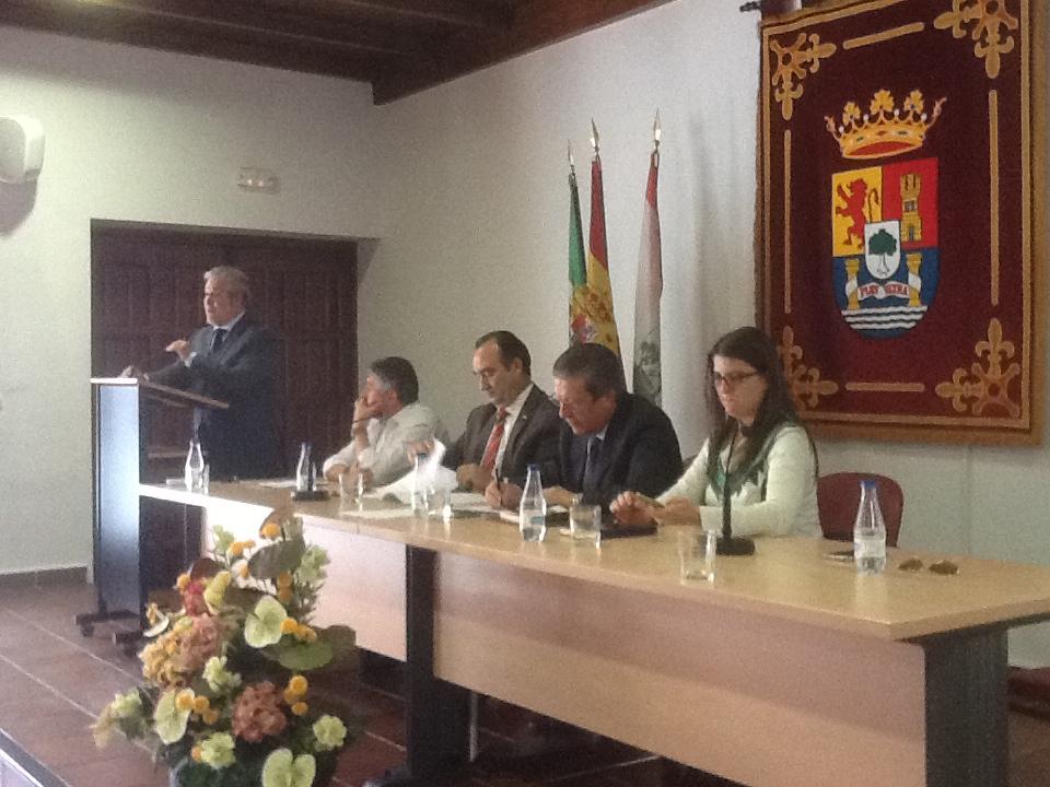 Jornada sobre Valores celebrada en Llerena