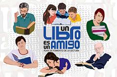 """Imagen de la noticia: Plan de Fomento de Lectura """"Un libro un amigo"""" ..."""