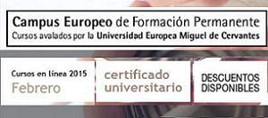 Imagen de la noticia: Campus Europeo de Formación Permanente ...