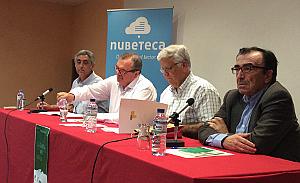 Imagen de la noticia: Presentada la 1ª obra autopublicada en la Nubetec ...