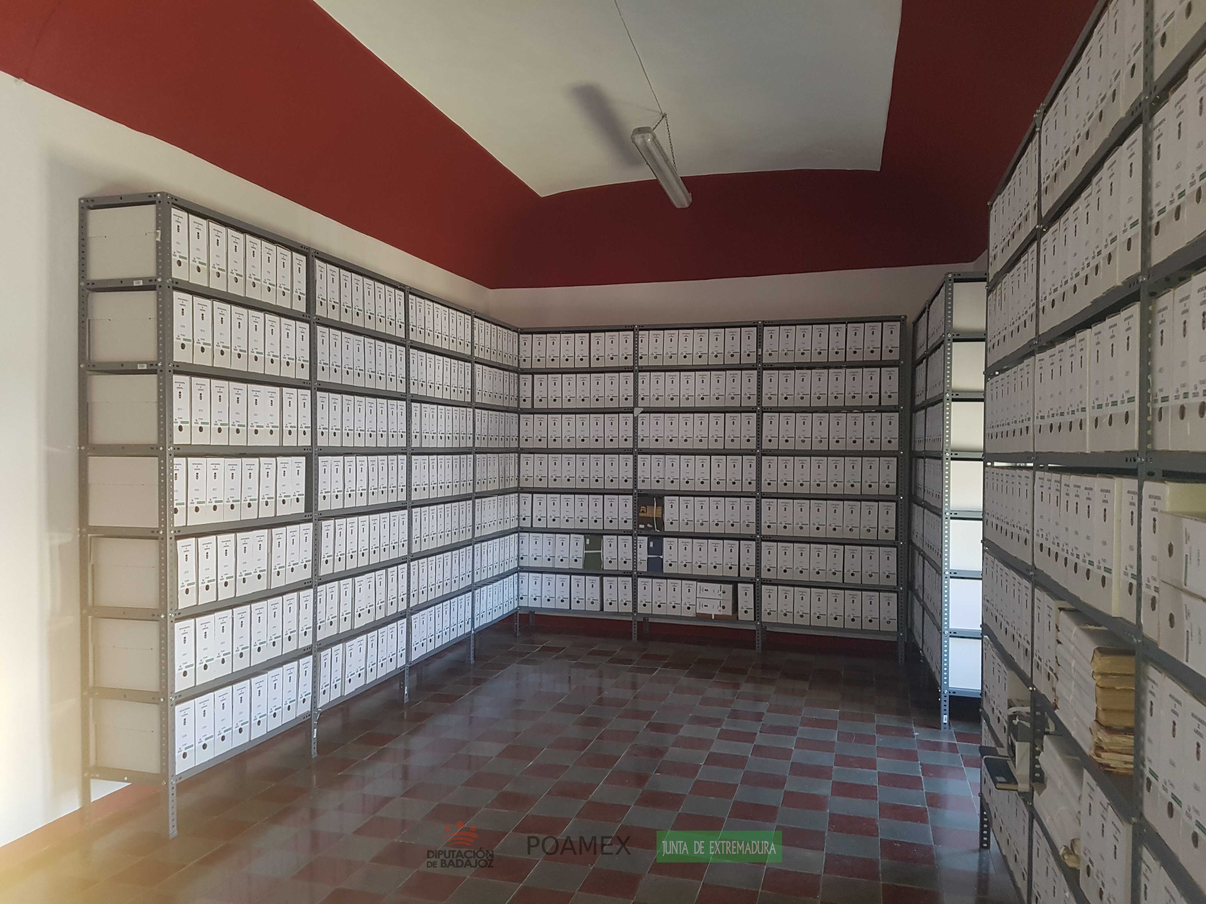 Archivo de Almendral
