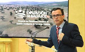 Imagen de la noticia: La provincia de Badajoz se convertirá en territor ...