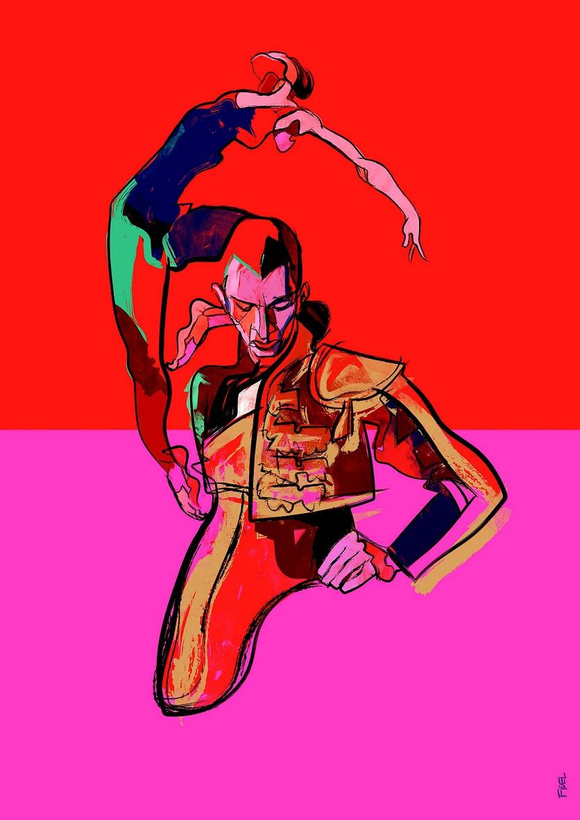 Ilustración de Fidel Martínez