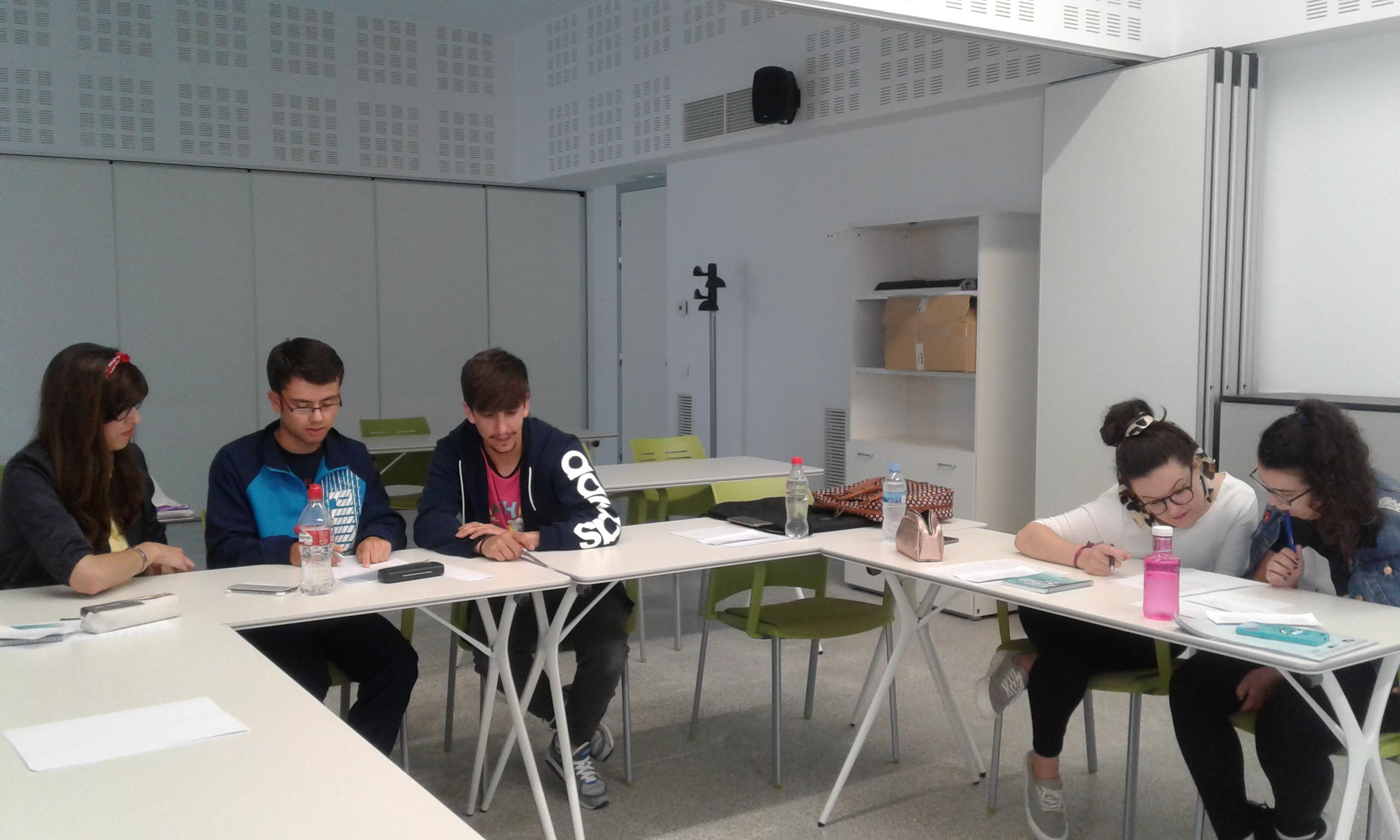 Foto 2 taller toma decisiones Campanario