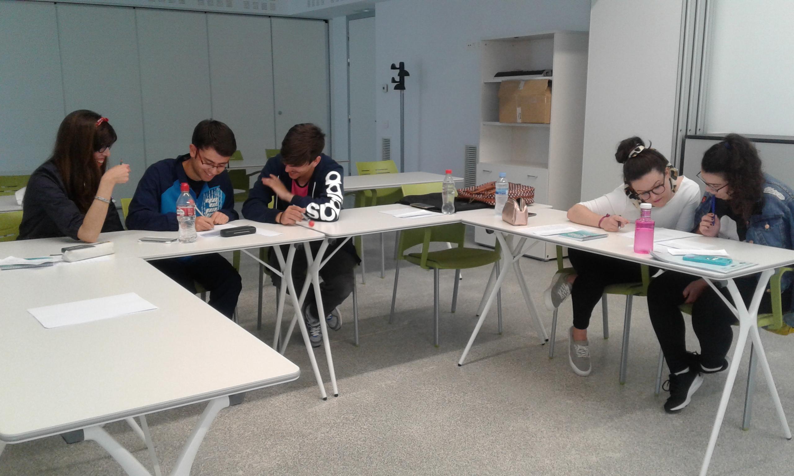 Foto 3 taller toma decisiones Campanario