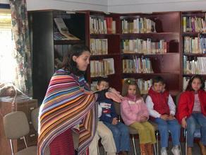 Campa�a de Fomento de la Lectura en Castuera