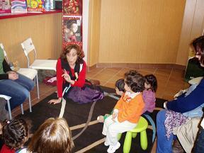 Campa�a de Fomento de la Lectura en Alange
