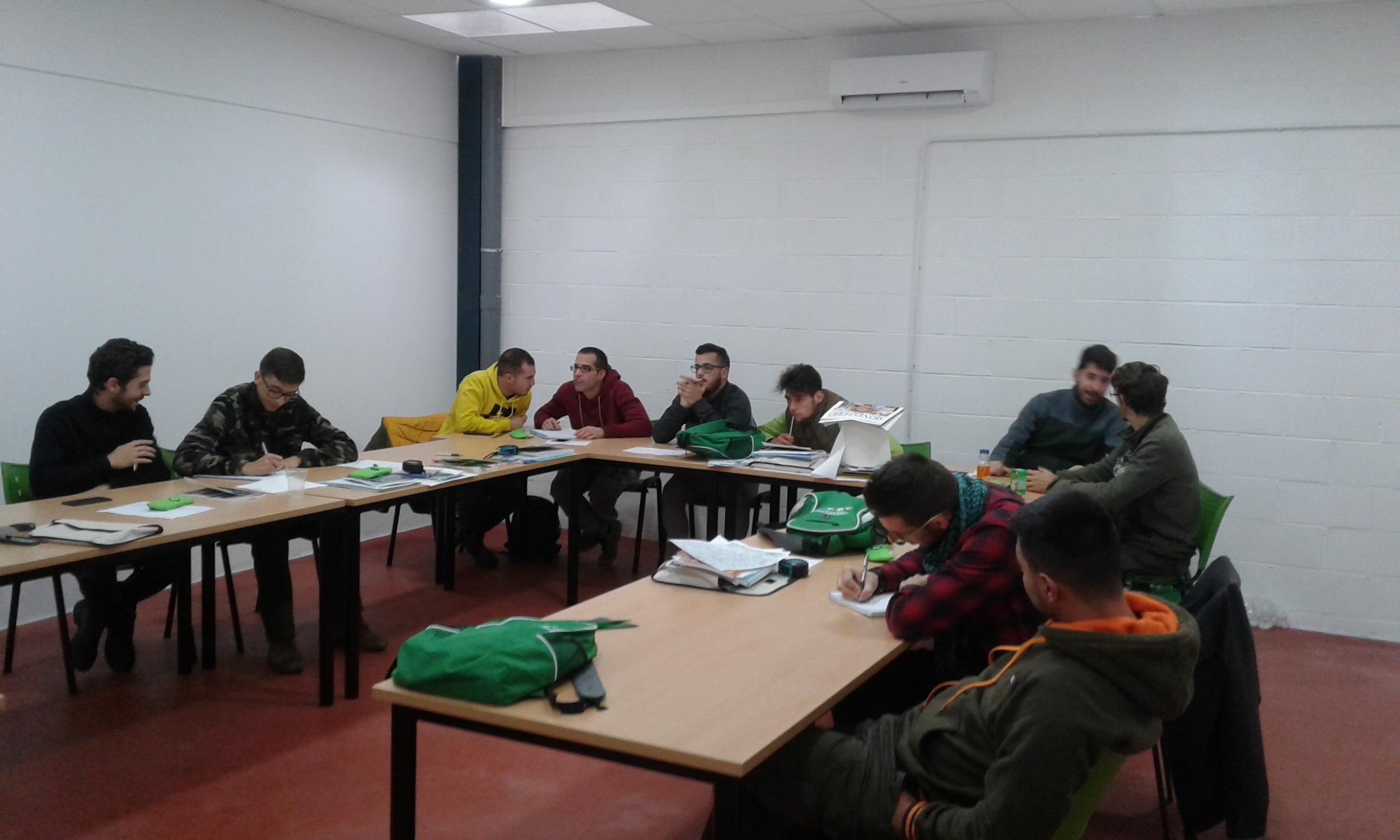 foto 2 taller 1 Equipos Colaborativos Monesterio