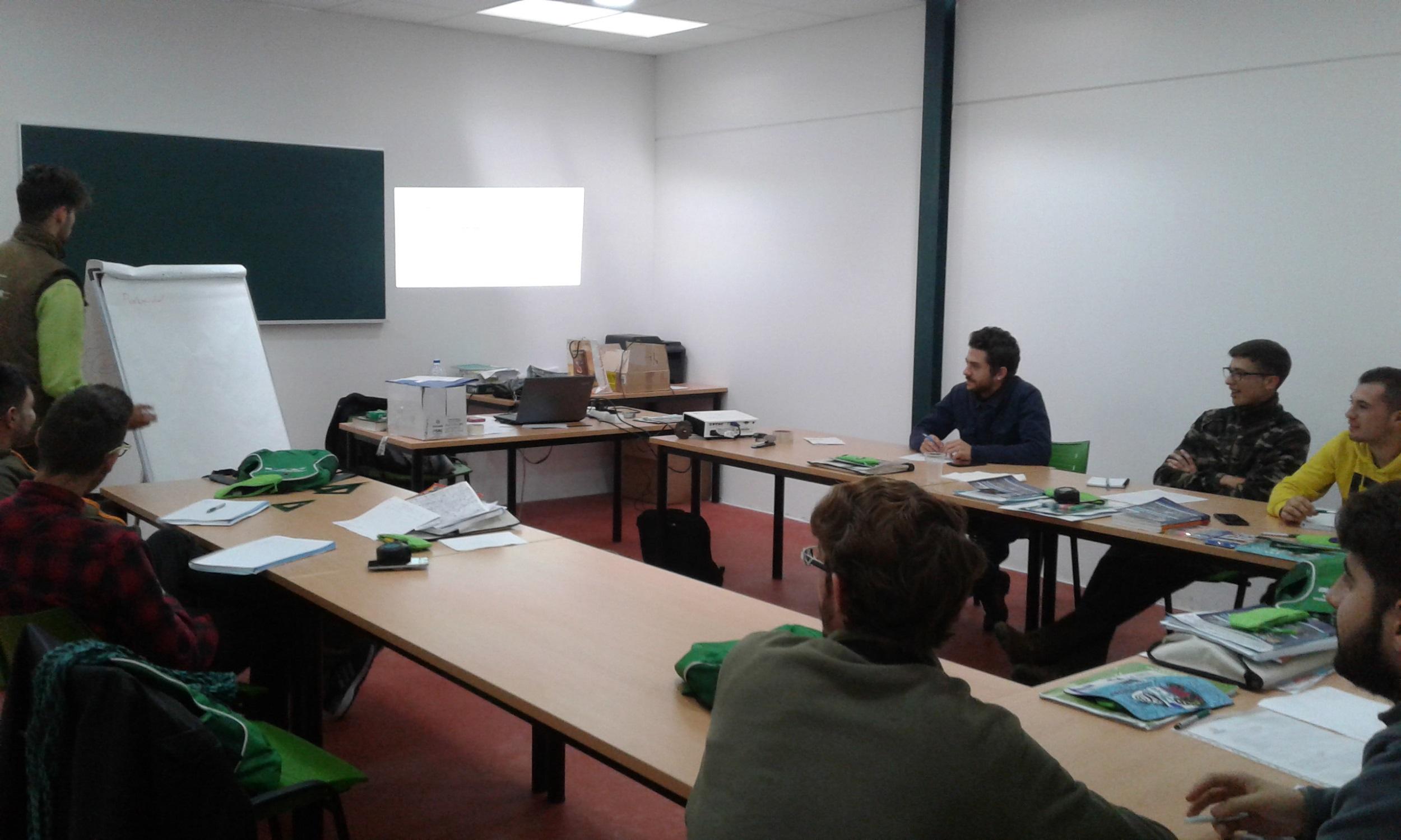 foto 3 taller 1 Equipos Colaborativos Monesterio