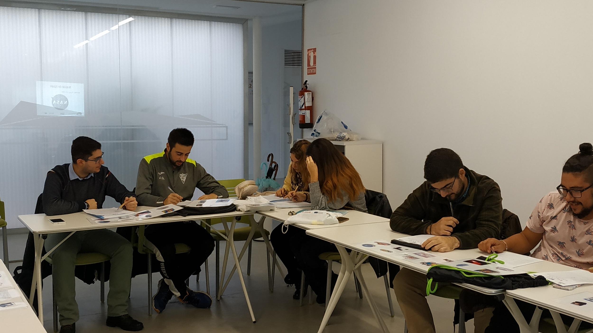foto 2 Trabajo en Equipo Calamonte