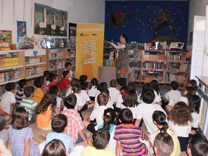 Campa�a de Fomento de la Lectura en Esparragalejo