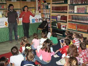 Campa�a de Fomento de la Lectura en Ribera del Fresno