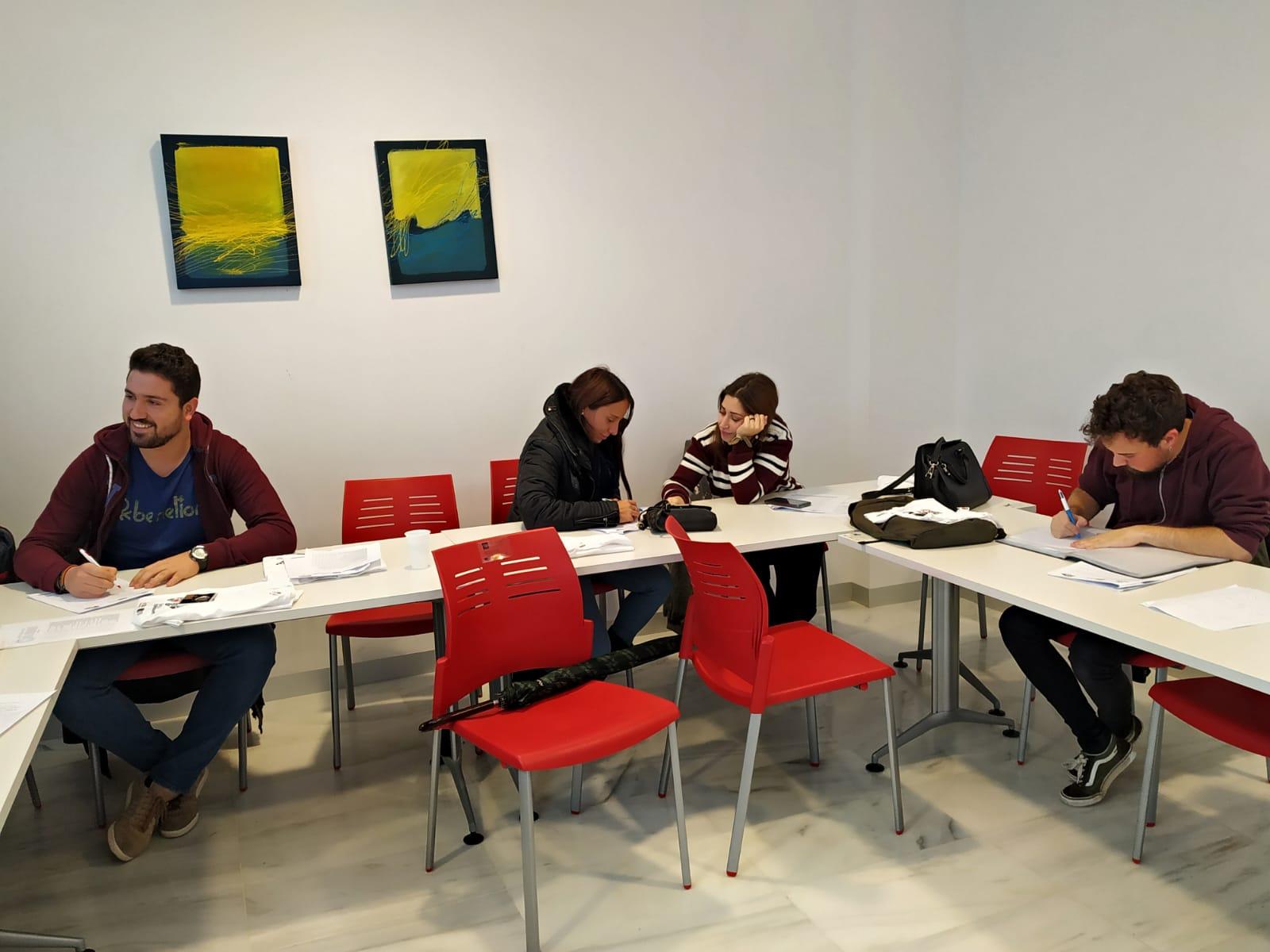 Foto 2 taller empleabilidad