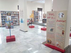 Campa�a de Fomento de la Lectura en Los Santos de Maimona