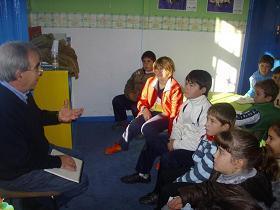 Campa�a de Fomento de la Lectura en La Zarza