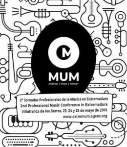 Abierta la convocatoria para presentar propuestas art�sticas a las Jornadas Profesionales de la M�sica en Extremadura 2019