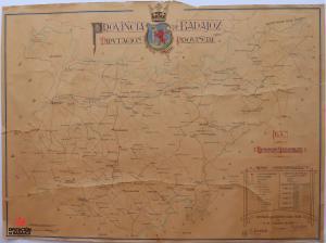 Vertebrando y comunicando el territorio. El plan de caminos vecinales de la provincia de Badajoz