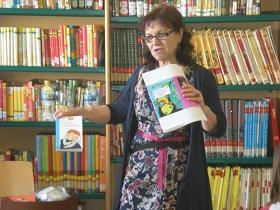 Campa�a de Fomento de la Lectura en Monterrubio de la Serena
