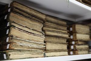 Digitalizaci�n documentos archivo municipal de Aceuchal