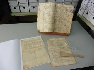 Programa de Organizaci�n de Archivos Municipales de Extremadura (POAMEX)