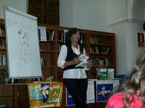 Campa�a de Fomento de la Lectura en Casas de Don Pedro