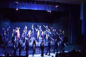 """Gran �xito en el comienzo de la gira """"Teatro Solidario"""" del Grupo de Teatro de la Residencia Universitaria Hern�n Cort�s"""
