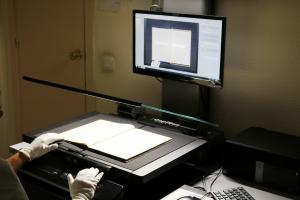 Digitalizada diversa documentaci�n del archivo municipal de Guare�a