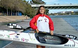 Estefanía Fernández clasificada para las competiciones internacionales de este año