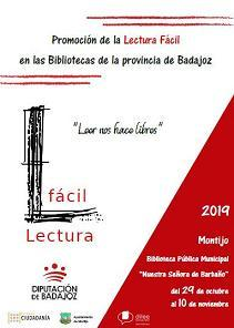 Promoci�n de la Lectura F�cil en Montijo