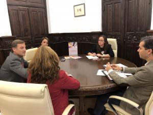 La Diputación de Badajoz obtiene un incentivo por sus éxitos en materia preventiva y salud laboral