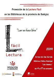 Promoci�n de la Lectura F�cil en Arroyo de San Serv�n