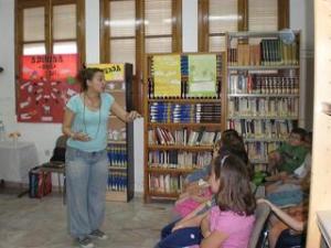 Campa�a de Fomento de la Lectura en Aceuchal