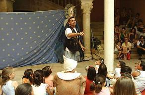 Campa�a de Fomento de la Lectura en Oliva de la Frontera