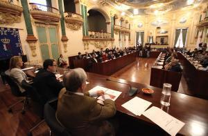 La Diputación aprueba en un pleno extraordinario el presupuesto para 2020 que asciende a 235 millones de euros
