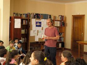 Campa�a de Fomento de la Lectura en Santa Marta de los Barros