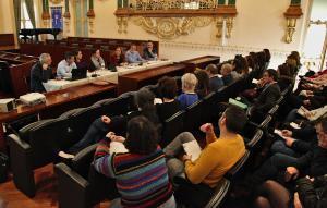 Reunión estratégica del Área de Recursos Humanos