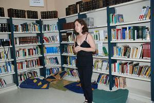 Campa�a de Fomento de la Lectura en Villalba de los Barros