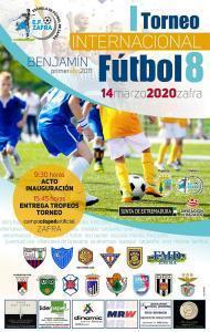 Imagen de la noticia: Zafra celebrará el I Torneo Internacional de Fút ...