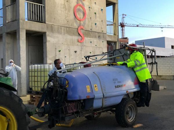 Imagen de la noticia: La Diputación de Badajoz pone en marcha un plan d ...