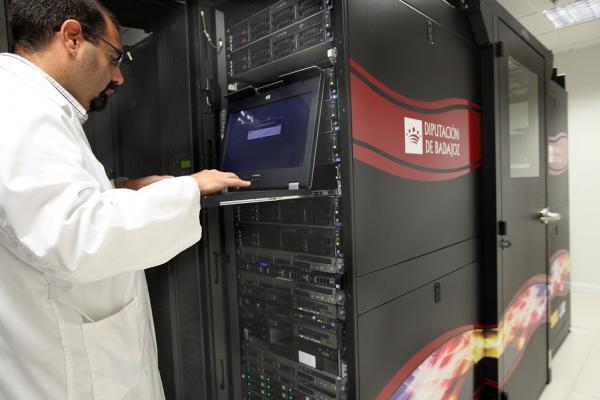 La Diputación de Badajoz cuenta con una de las redes telemáticas de ámbito provincial más avanzadas del país