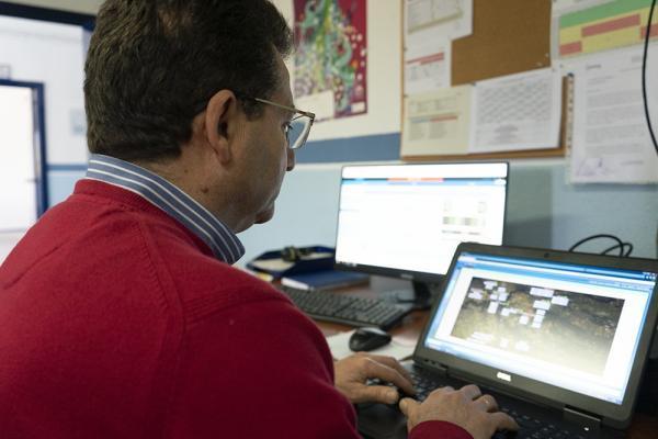 El control remoto de Promedio reduce al mínimo desplazamientos y presencia de trabajadores en las instalaciones