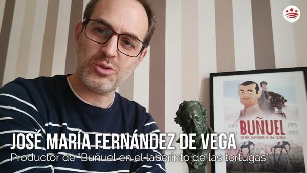 Mensaje de ánimo de José María Fernández de Vega