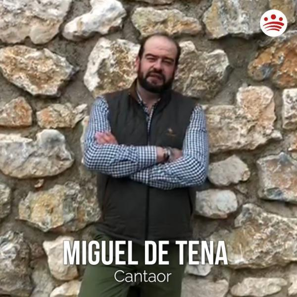 Mensaje de ánimo de Miguel de Tena