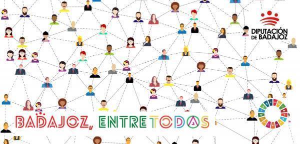 Imagen de la noticia: La Diputación de Badajoz apela a la participació ...