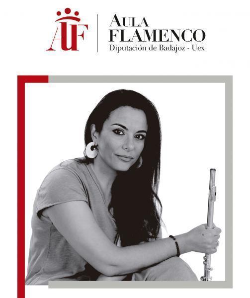 Imagen del Evento Charla de Ostalinda Suárez dentro del Ciclo de Conferencias del Aula de Flamenco de la Diputación de Badajoz y la UEX