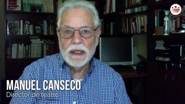 Mensaje de ánimo de Manuel Canseco