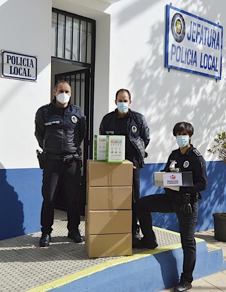 Los ayuntamientos pacenses van a formarse en el uso correcto de ozonizadores entregados por la Diputación