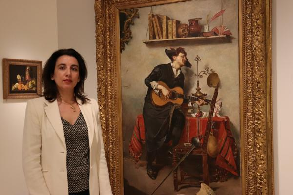 El MUBA y El Prado conectados en el Día Internacional de los Museos